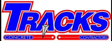 TRACKS Concrete logo